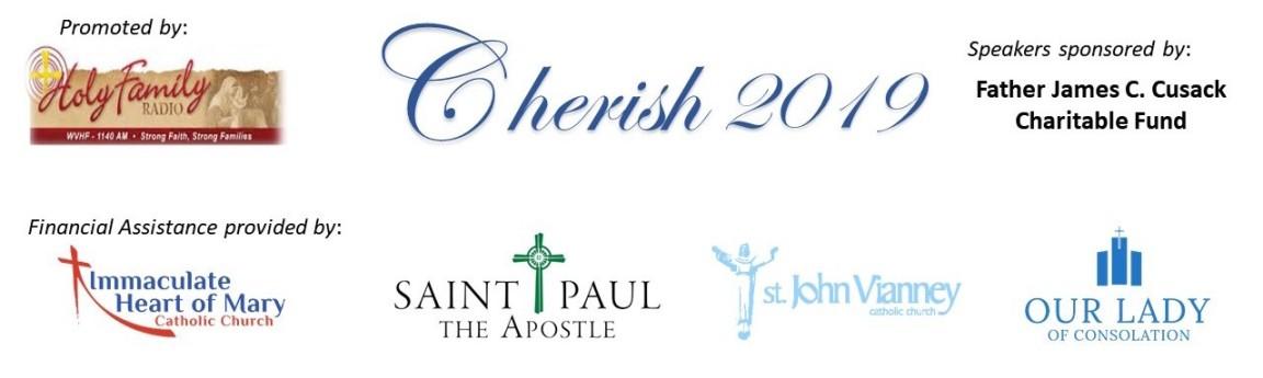Cherish 2019 sponsors 2